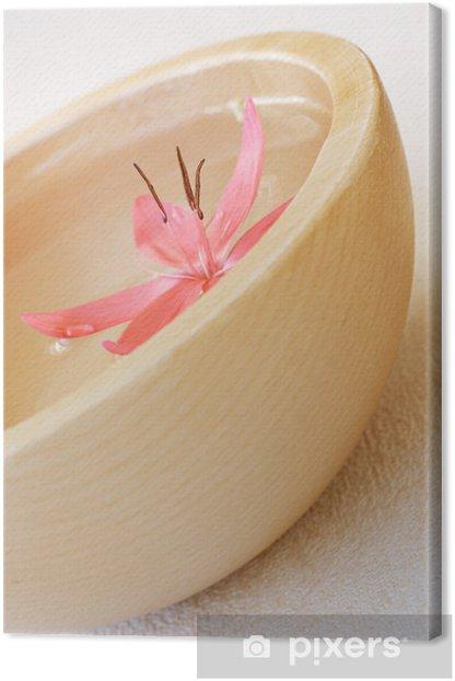 Leinwandbild Pastelle - Beauty und Körperpflege