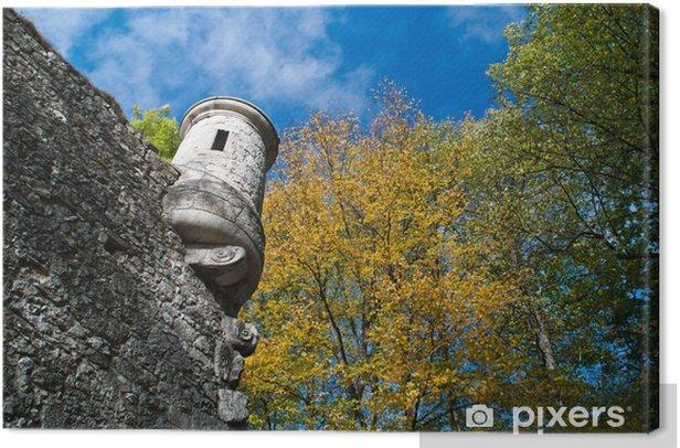 Leinwandbild Pieskowa Rock 10 - Europa