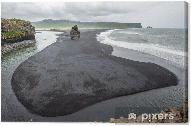 Leinwandbild Reynisfjara Strand, Island - Europa