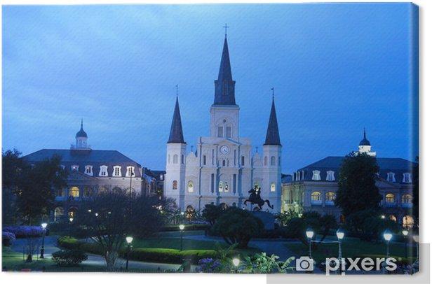 Leinwandbild St. Louis Cathedral - Sonstige