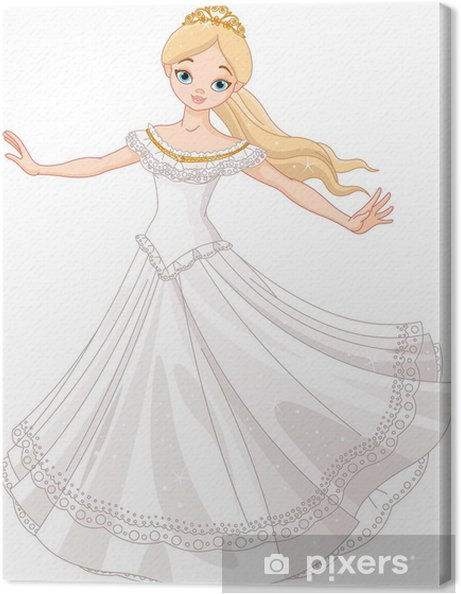 Tanzende Prinzessin