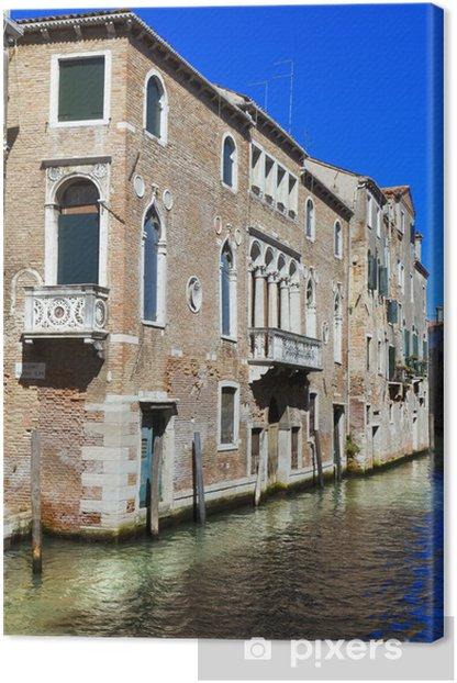 Leinwandbild Venedig - Europäische Städte