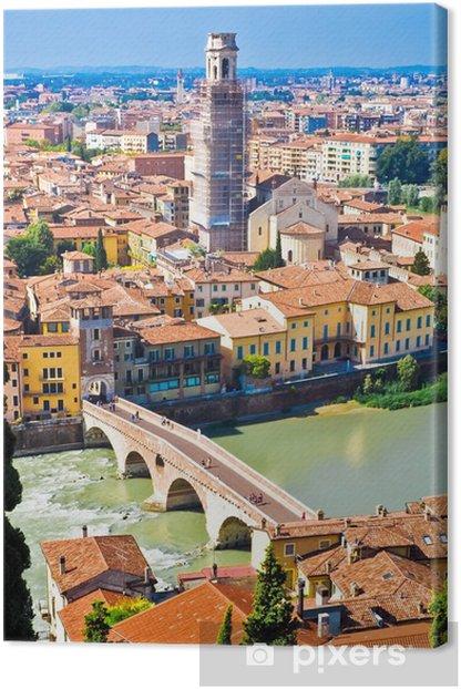 Leinwandbild Verona - Europa