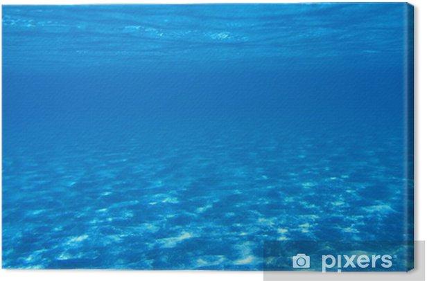 Leinwandbild Water - Wasser