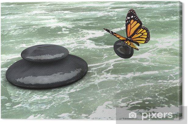 Leinwandbild Zen - Themen