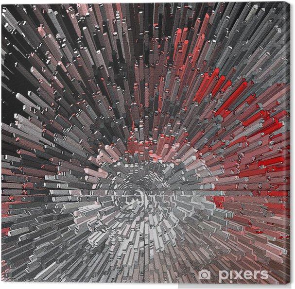 Lerretsbilde Abstrakt teksturert bakgrunn. -
