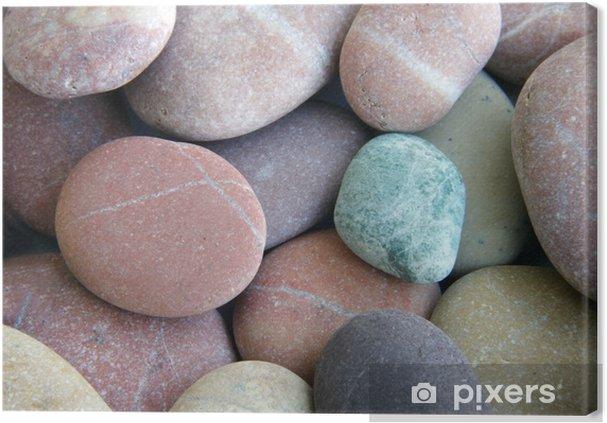 9c4832be Lerretsbilde Glatte steiner • Pixers® - Vi lever for forandring