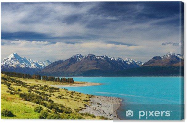 Lerretsbilde Monter kokk New Zealand - Oseania