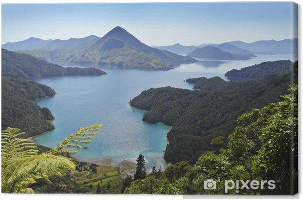 Lerretsbilde Neuseeland - Oseania