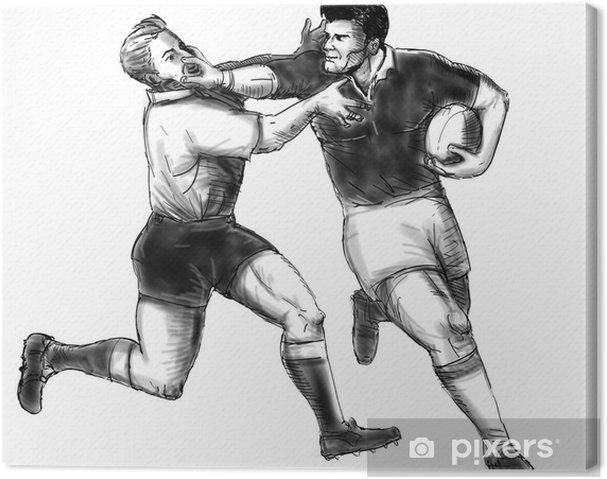 7b58b024 Lerretsbilde Rugby fend 07 • Pixers® - Vi lever for forandring