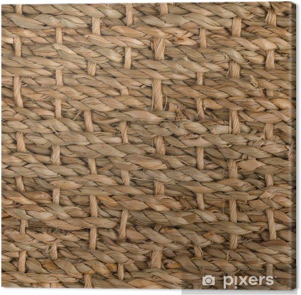 Modish Lerretsbilde Sisal teppe • Pixers® - Vi lever for forandring GQ-21