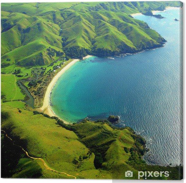 Lerretsbilde Taupo Bay, New Zealand - Oseania