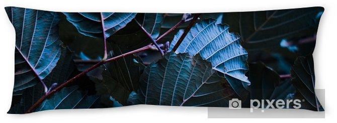 Lichaamskussen De kleurrijke bladeren - Bloemen en Planten