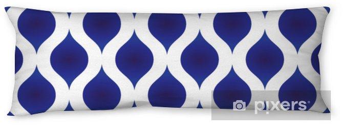Lichaamskussen Keramische patroon moderne vorm - Grafische Bronnen