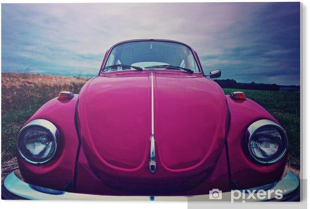 Obraz na PCV Beetle przednia - kultowy samochód w Niemczech - Transport