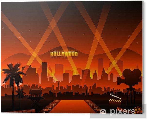 Obraz na PCV Hollywood film czerwony dywan - Rozrywka