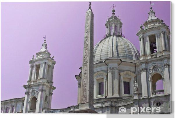 Obraz na PCV Różowy sztuka - Budynki i architektura