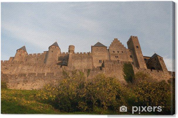 Obraz na plátně Carcassonne 4 - Prázdniny