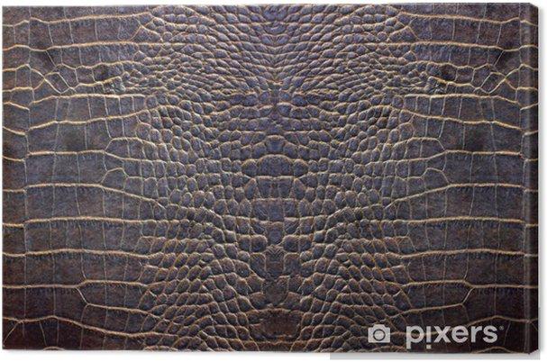 Obraz na plátně Cuire krokodýl - iStaging