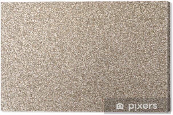 Obraz na plátně Gold Glitter Textura - Mezinárodní svátky