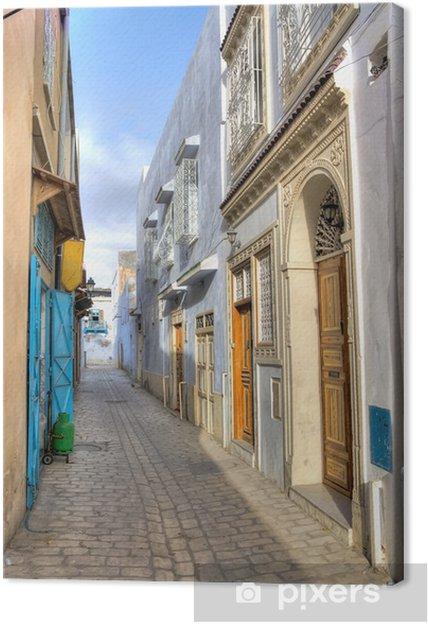 Obraz na plátně Kairouan - Afrika