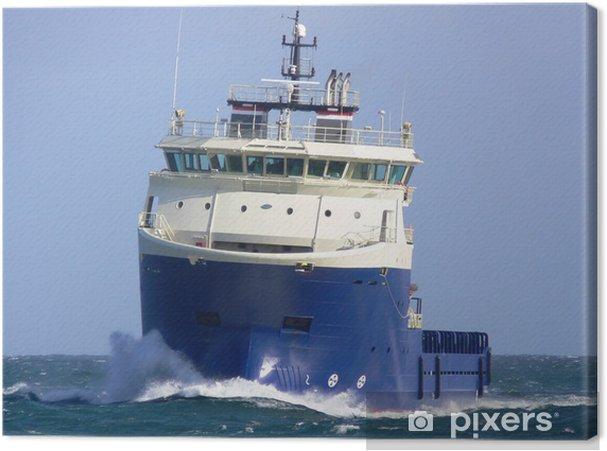 Obraz na plátně Loď na moři - Témata