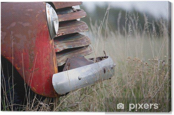 Obraz na plátně Ročník automobilové - Na cestě