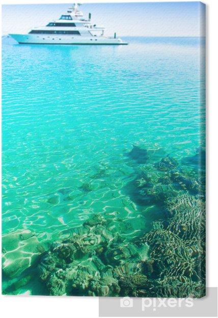 Obraz na plátně Sea krajina - Voda