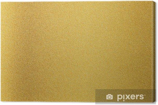 Obraz na plátně Zlaté textury - Struktury