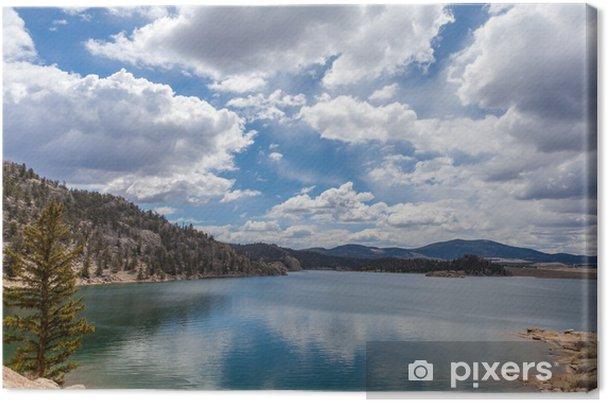 Obraz na płótnie 11 mile state park jezioro - Sporty na świeżym powietrzu
