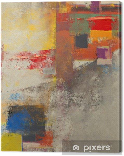 Obraz na płótnie Abstrakcja - Abstrakcja