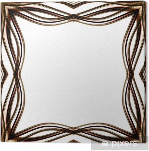 Obraz na płótnie Abstrakcyjne tło obiektu - Inne uczucia