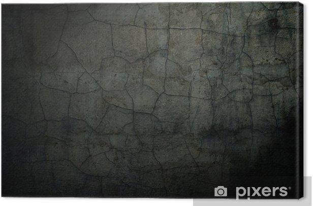 Obraz na płótnie Abstrakcyjne tło stare ściany popękane cement - Tematy