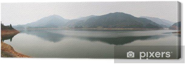 Obraz na płótnie Alpine Lake - Azja