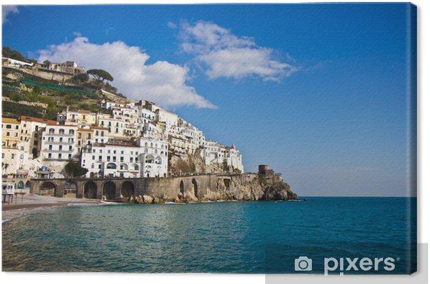 Obraz na płótnie Amalfi - Europa