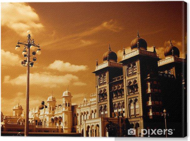 Obraz na płótnie Amba wille pałac - Azja