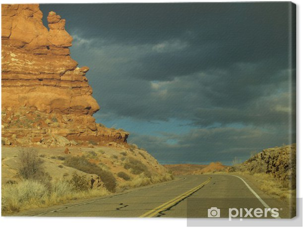 Obraz na płótnie Amerykańscy Roads - Tematy