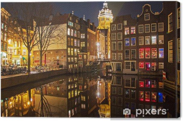 Obraz na płótnie Amsterdam - Tematy