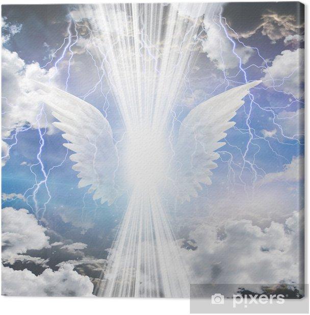 Obraz na płótnie Anielska jest zasłonięty - Chrześcijaństwo
