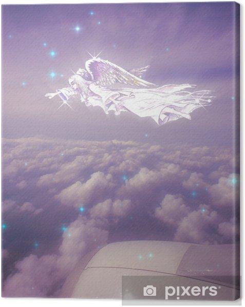 Obraz na płótnie Anioł Stróż - Tematy