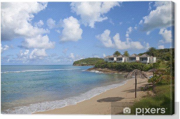 Obraz na płótnie Antigua Plaża - Wakacje