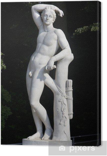 Obraz na płótnie Apollo. Peterhof - Zabytki