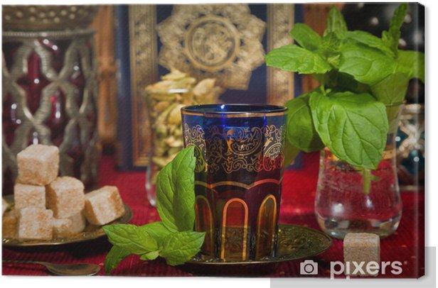 Obraz na płótnie Arabski herbata miętowa - Afryka