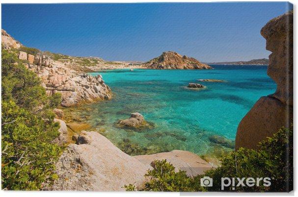 Obraz na płótnie Archipelag La Maddalena - Wakacje