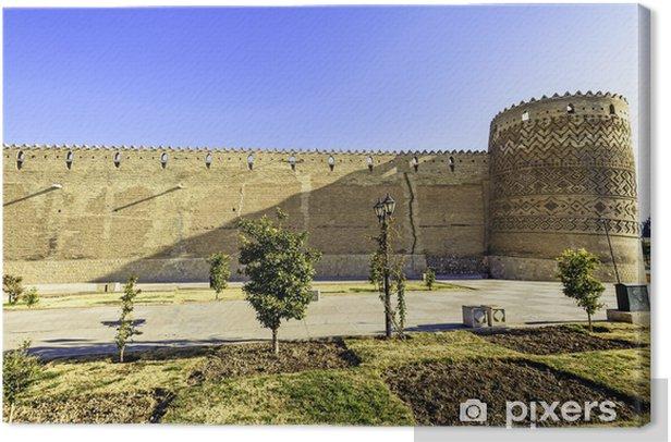 Obraz na płótnie Arg of Karim Khan (Arg-e Karim Khani) w Shiraz, Iran - Bliski Wschód