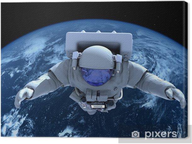 Obraz na płótnie Astronauta - Przestrzeń kosmiczna