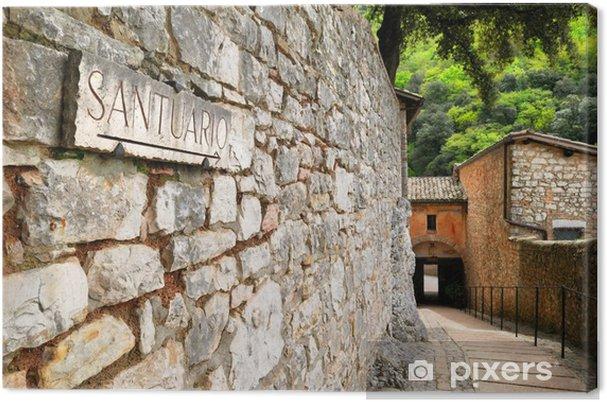 Obraz na płótnie Asyż - Umbria - Budynki użyteczności publicznej