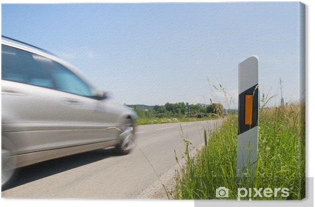 Obraz na płótnie Aussendienst - Transport drogowy