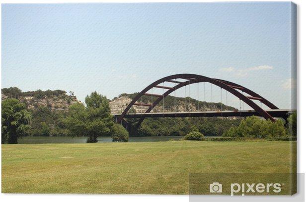 Obraz na płótnie Austin 360 most - Infrastruktura