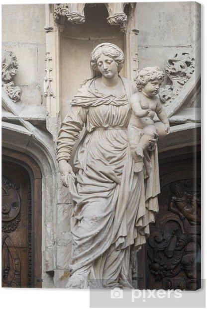 Obraz na płótnie Avignon, zabytkowy kościół - Zabytki